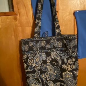 Vera Bradley tote bag purse